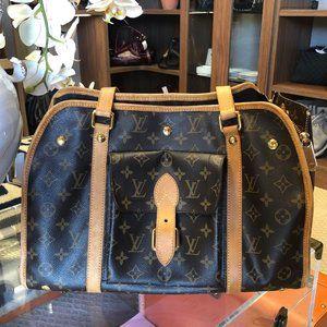 Louis Vuitton Bags - This is a Louis Vuitton Sac Baxter PM Dog Carrier